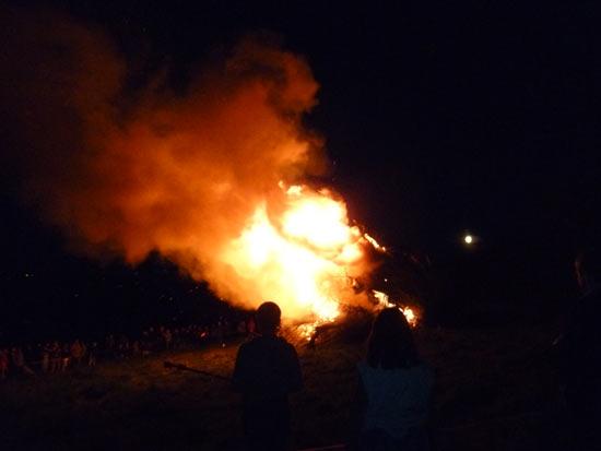 Jubilee Bonfire