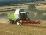 Harvest 2017 underway – High Wycombe